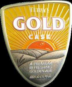 tetley gold