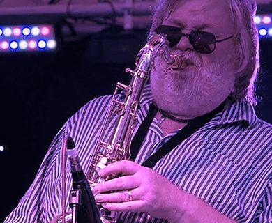 Jazz Jam with Rod 'Room Darkener' Mason